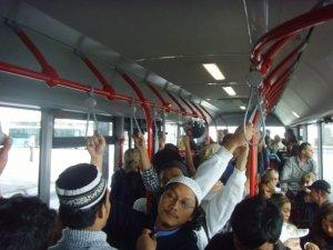 In Transjakarta?