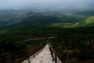 620 Stairs of Mount Galunggung