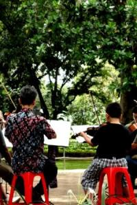 Sore Saat Jakarta Bersenandung