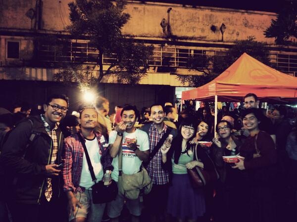At Braga Culinary Night
