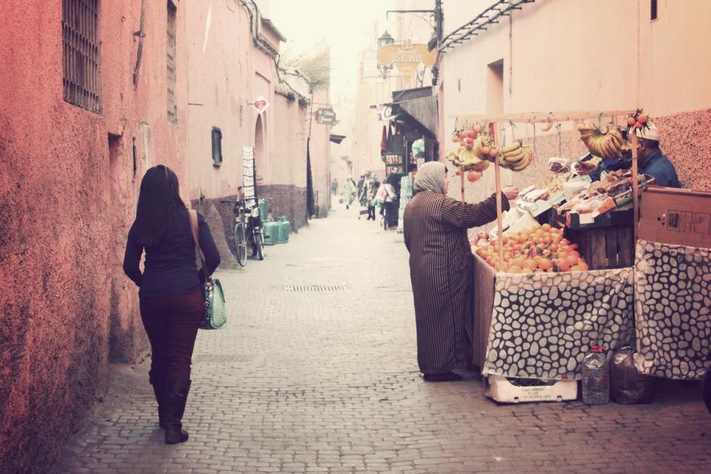 Dusty Sneakers I Ovi I Maroc 8