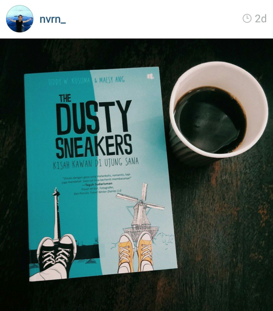 The Dusty Sneakers I Kisah Kawan di Ujung Sana 3