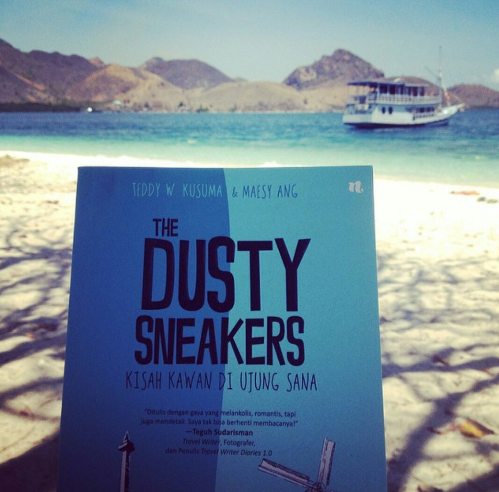 The Dusty Sneakers book_Komodo