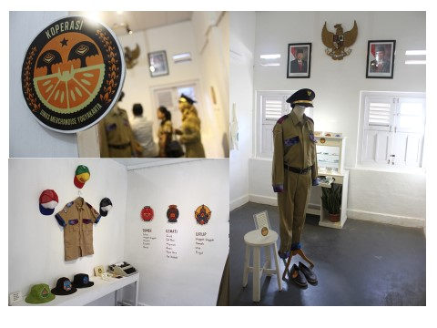 Dinas Merchandise Yogyakarta, an exhibition at LIR Space