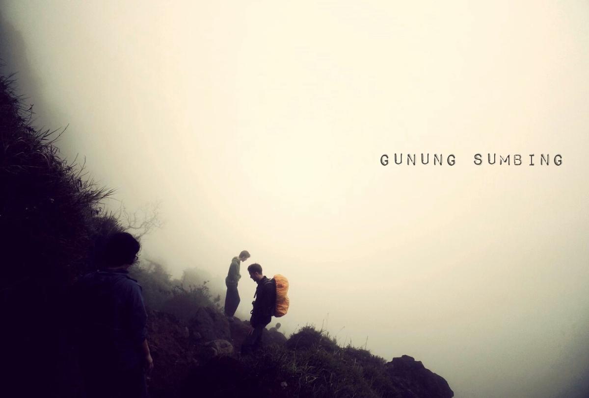 Dari Puncak Sumbing, Saat Matahari Tak Terlihat