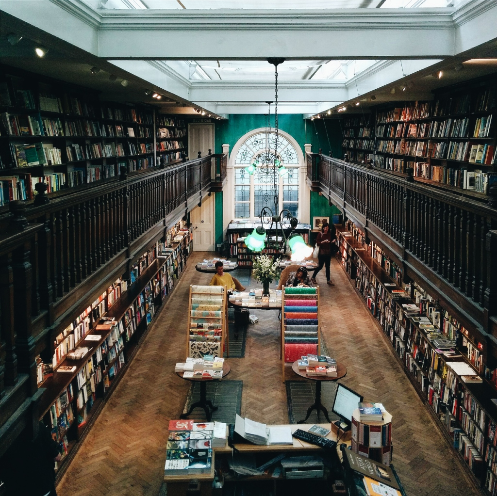 Daunt Books, Maryleborne