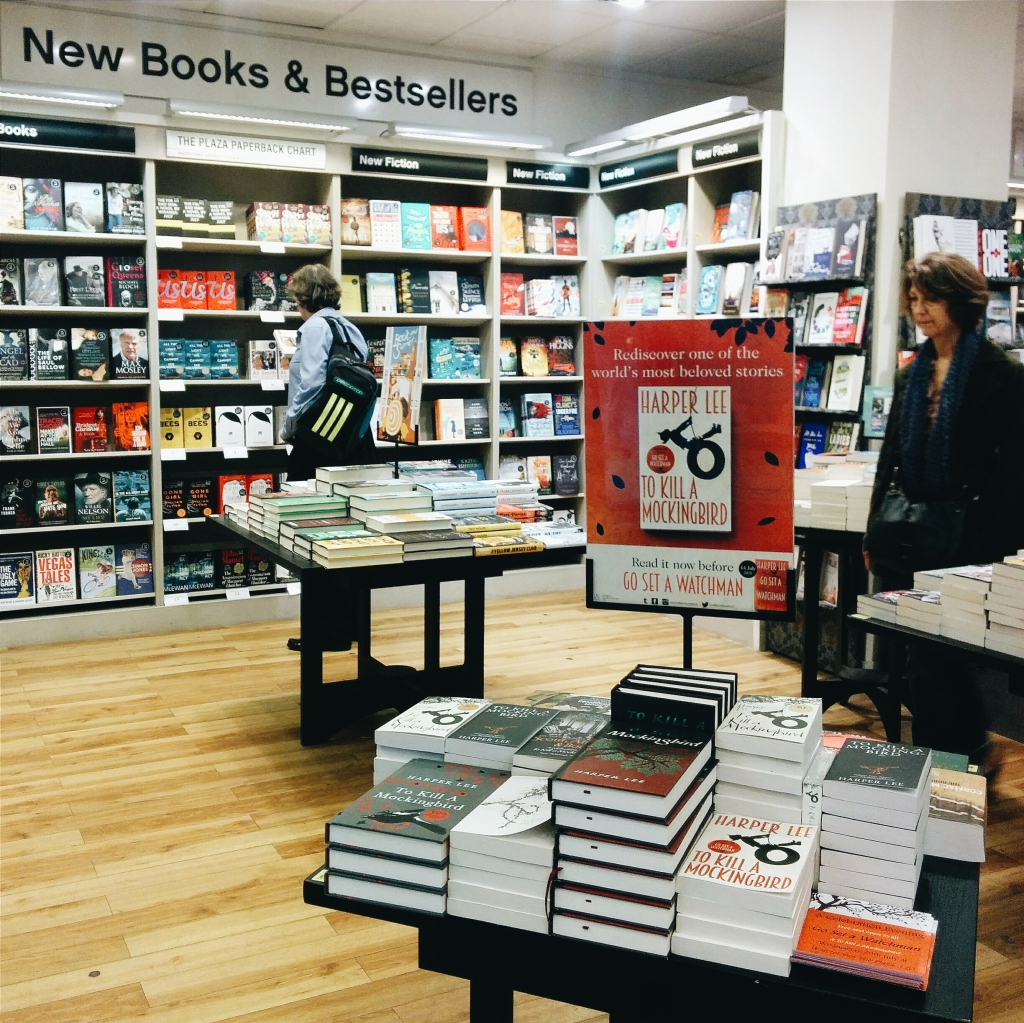 Waterstone's, Piccadilly