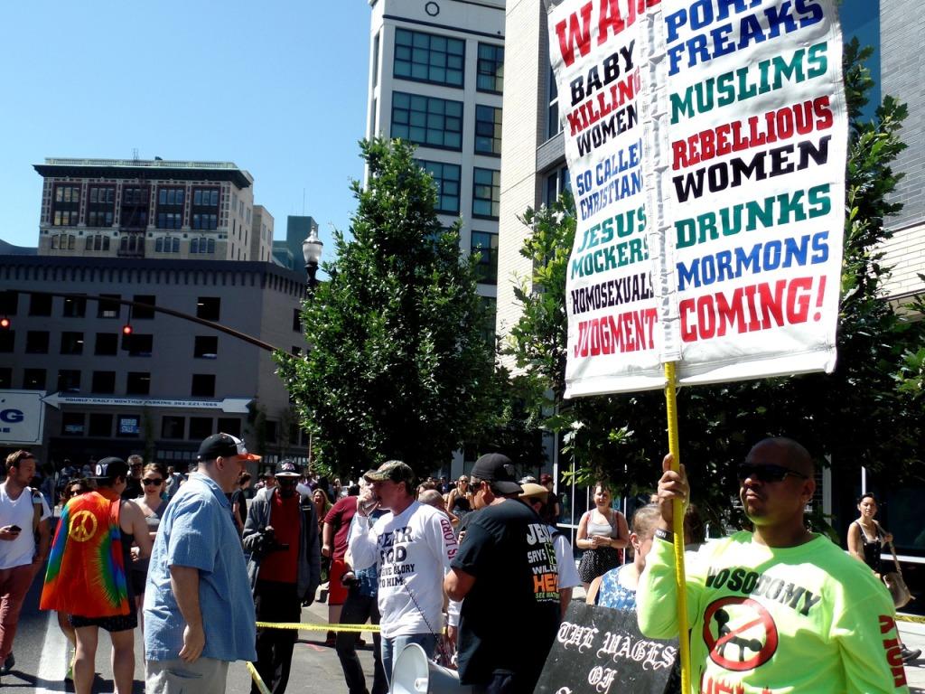 Parade LGBT Portland