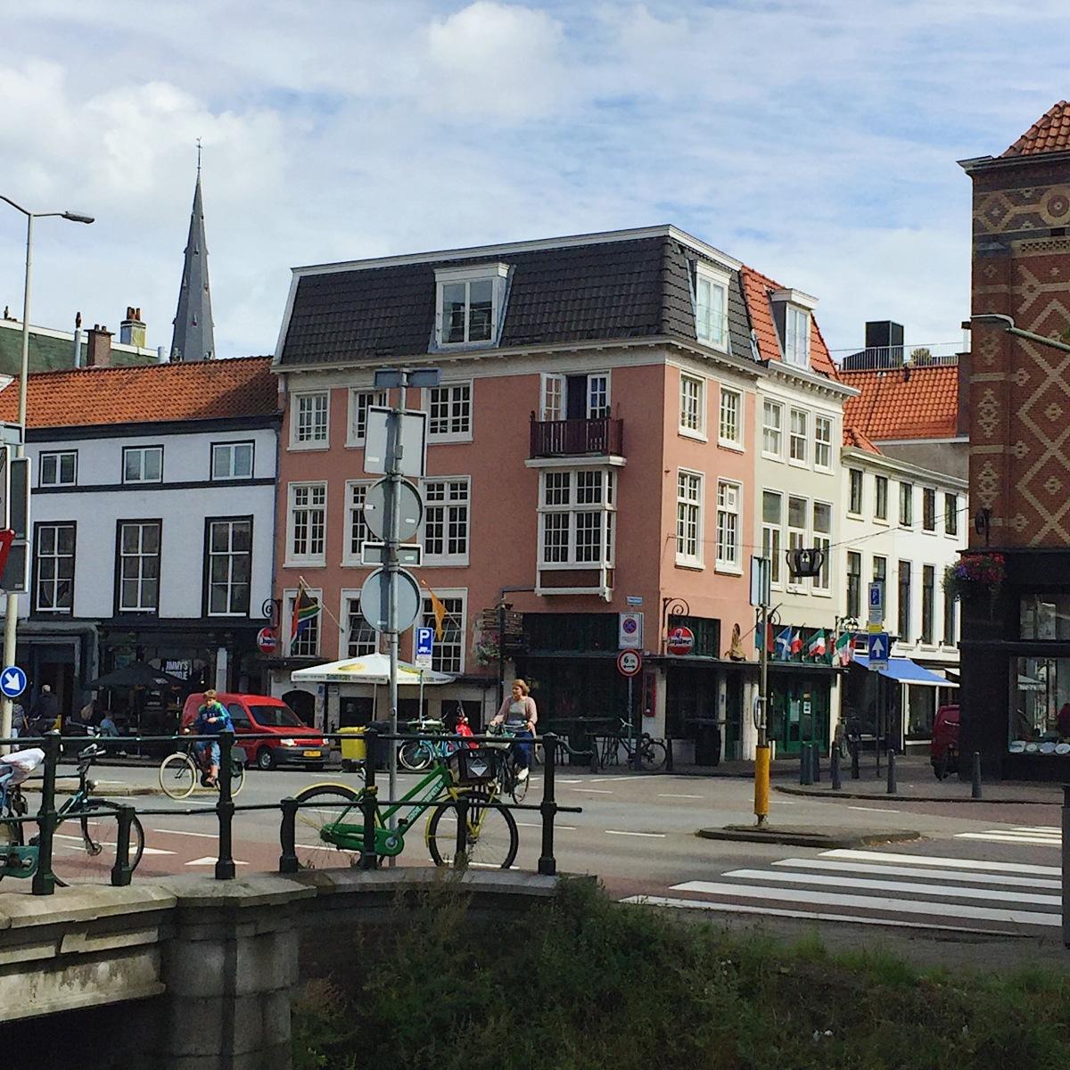 Den Haag, Setelah Tujuh Tahun