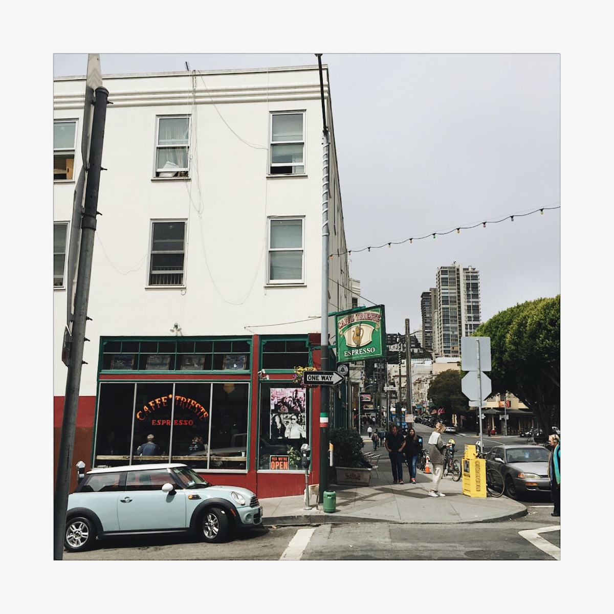 Satu hari di San Francisco